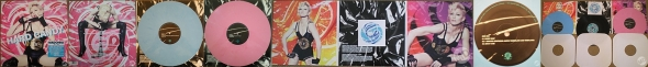 madonna hard candy LP USA