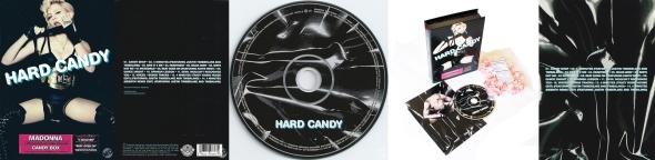madonna hard candy special limited edition USA
