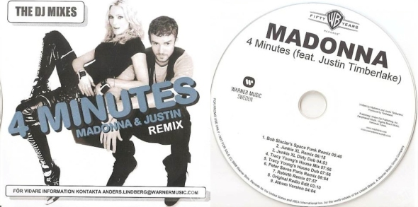 madonna 4 minutes the dj mixes-horz