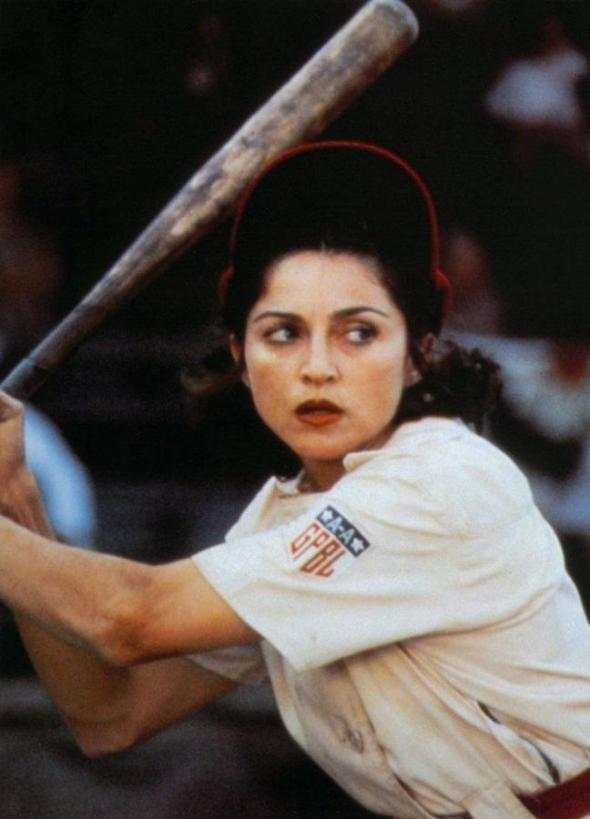 madonna a league of their own 01