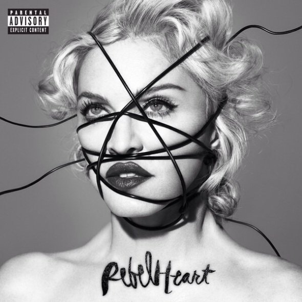 madonna rebel heart cover deluxe edition